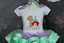 Dress ideas for lunas bday!