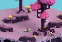 Voxel and more