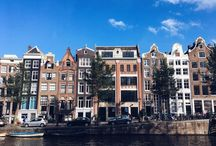 #YaraInAmsterdam / Goodness I Live In A Magical City
