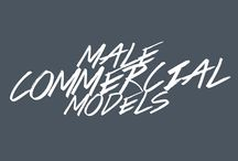 Male Commercial Models