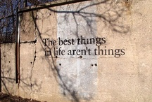 Wiser words were never spoken / by Vini Nair