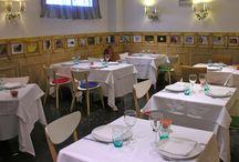 El Restaurante del Victoria / Excelente comida tradicional riojana. Para todo tipo de celebraciones.