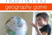 Geography and games