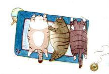 Cat&Cats / О кошках