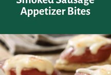 Party Recipes / These appetizers are perfect for get-togethers and watch parties with friends and family. They are crowd pleasers that are easy to create.