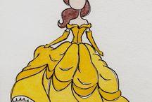 (Disney) Çizim -1-