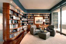 Dům - knihovna