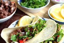 Asian Food / by Beryl alias Momi Lee