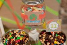 Ideas for: Hadley's Camp Hadley 3rd birthday party / by Katherine Glass : The Side Stuff