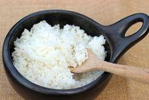 Masque de riz