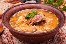 savanyukáposzta leves