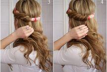 Hair ideas!❤️❤️