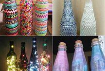Diy  objetos  decorativos