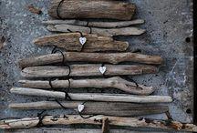wood sea