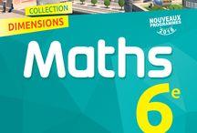Manuels Maths / Collège