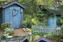 Country Garden Ideas / Ideas for country and cottage gardens