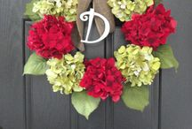 Wreaths / by Tammie Potter