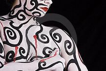 Body Art / An Gallery dadicate to immage of Body painting and similar.