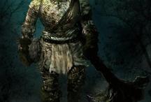 Dark Souls - Monster Design
