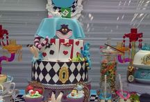 Decore : Alice in wonderland