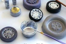 Wheels for Car's