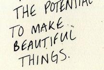 Art, Beauty & Life