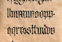 Challigraphy
