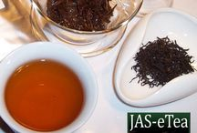 """Black Tea / Black tea is fully oxidized and comes in a variety of forms that are in two general categories: orthodox and CTC. You may be used to it as that dust in a teabag, but lots more options are out there. In Asian countries, black tea is known as """"red tea"""" based on the color of the steeped liquid, not the tea leaves."""
