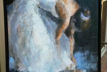 Bella Ballerinas / The love of dance and ballerinas transformed into art