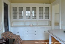 Dining Room Storage Solutions