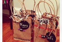 Goody Bags for Halloween
