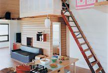 Ladder &loft