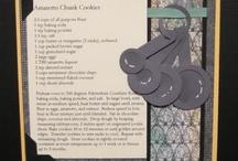 scrapbooking recept