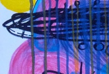 ART. Line Art / Painting + Drawings