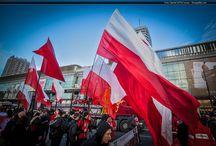 Marsz Niepodległości 2013 - Warszawa