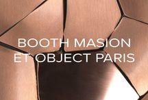 Booth Maison et Objet Paris / Booth CRAVT Original Maison et Objet Paris