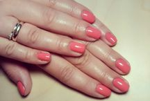 manicure / #manicure #pedicure #hybrydy #hybrydowy #gelish #shellac #spn #lodz #łódź #nails #nail #nailart #paznokcie