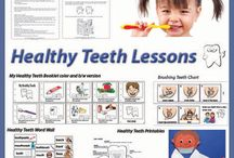 Dental health theme / by Nikki Schramm