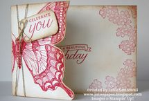 Butterfly/Bees/Bugs Cards