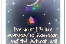 Ramadan  / islam