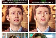 Doctor Who / My obsession.. / by Sequoia Blackburn
