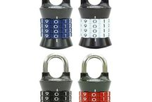 Combination Locks / #Combination locks are available in preset or set your own #combination convenience. / by Master Lock
