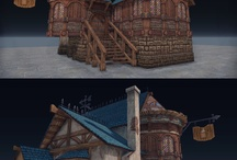 Digital 3D Art
