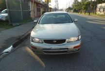 Used 1996 Nissan Maxima for Sale ($1,500) at Paterson, NJ / Make:  Nissan, Model:  Maxima, Year:  1996, Body Style:  Tractor, Interior Color: Gold, Vehicle Condition: Excellent,  Engine: 6Cylinder 3.0L V6 DOHC 24V, Fuel: Gasoline Hybrid, Transmission: Automatic.    Contact;973-925-5626   Car Id (56658)