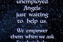 Angels & Oracle Cards / Quotes and inspiration from Angels and Oracles