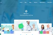 Best hospital websites / Made your patients know about your hospital from home. inform about your services, your building, doctors staff and more....