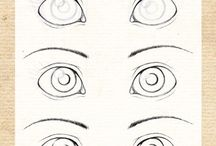 character design eye