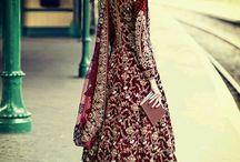 indiai viseletek