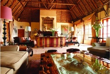 ANNA Trzebinski's designs / African designing and interior design