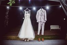 Anna & Sebastian wedding / scandinavian outdoor wedding